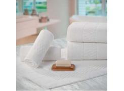 Toalha de rosto Branca - 350 g/m²