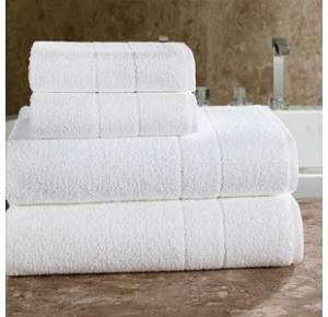 Toalha de Banho Branca Mônaco - 380g/m²