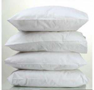 Travesseiro Percal Teka Oasis Branco 180 Fios