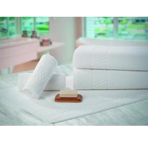 Toalha de Rosto Teka Madri Branca 48cm x 80cm 440/m²