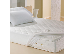 Protetor de Colchão Casal Teka Comfort Dry Branco 180 Fios