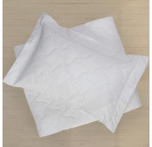 Porta Travesseiro Teka Clássica Plus Branco 180 Fios