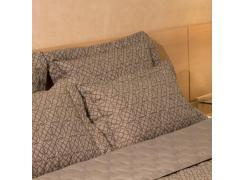 Lençol Queen Branco com Elástico Percal Madri para Hotel - 180 fios