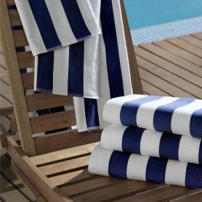 Toalha Banhão Teka Ibiza Azul Escuro 500g/m²