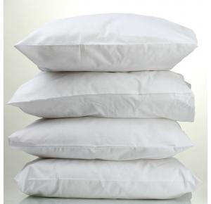Travesseiro Percal Teka Oasis Branca 180 Fios