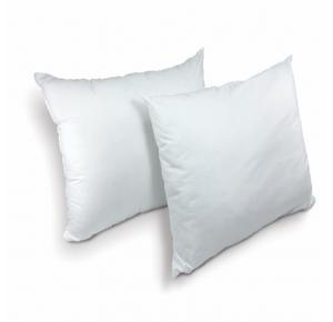 Protetor de Travesseiro Com Zíper Teka Comfort Dry Branco