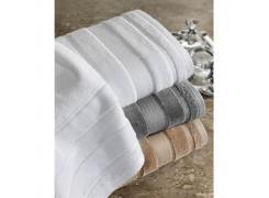 Toalhão de Banho Branca Aveludada Prima Delicatta - 600g/m²