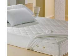 Protetor de Colchão King Teka Comfort Dry Profiline Branco 198cm x 203cm 180 Fios