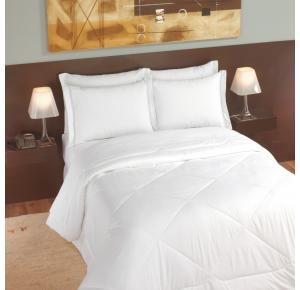 Lençol Solteiro Para Hotel Teka Clássica Plus Branco 180 Fios
