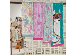 Toalha de Banho Infantil Teka Candy Gelatto 300g/m²