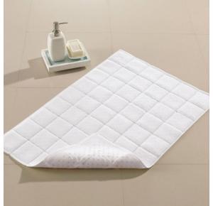 Toalha de Piso Branca - Topázio (50x80cm) - Teka