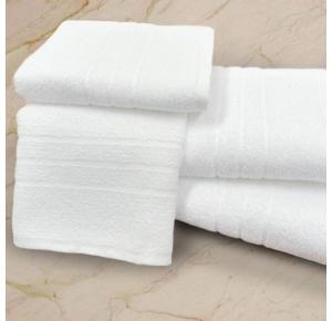 Toalha de Piso Branca Roma - 540 g/m²