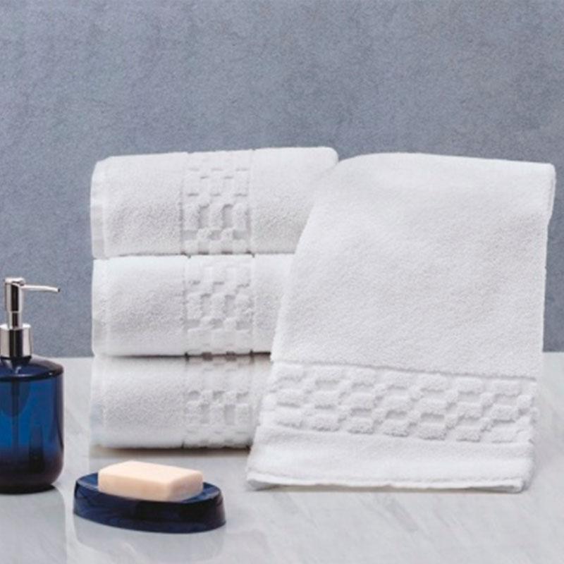 Toalha de Banho Extra G Branca - Milão (100x150cm) - Teka