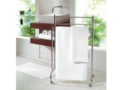 Toalha de Banho Teka Golden Profiline Branca 75cm x 150cm 500g/m²