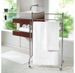 Toalha de Banho Branca Golden - 500g/m²