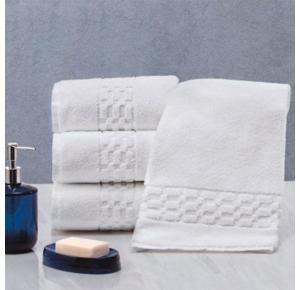 Toalha de Banho Branca - Milão (75x150cm) - Teka