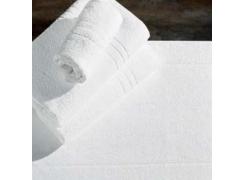 Toalha de Rosto Teka Roma Branca 45cm x 75cm