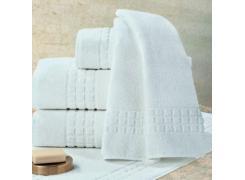 Toalha de Banho Teka Toronto Profiline Branca 75cm x 150cm 500g/m²