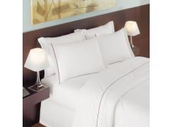 Lençol Queen Para Hotel Teka Toronto Branco 200 Fios