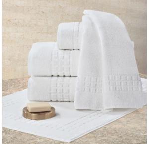 Toalha Banhão para Hotel Teka Toronto Branca 500g/m²