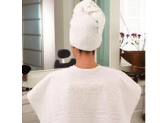 Toalha de Esfregão Teka Clássica Branca 35cm x 35cm