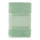 Toalha de Lavabo para Pintar Teka Criativa Valentine Verde Claro 360g/m²
